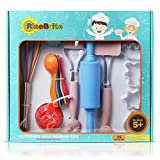 RISEBRITE Real Kids Baking Set for Girls – 35 Pcs