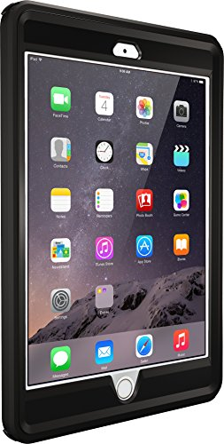 OtterBox-DEFENDER-SERIES-Case-for-iPad-Mini-123---Frustration-Free-Packaging---BLACK