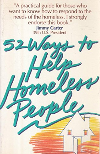 52 Ways to Help the Homeless People