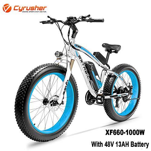 Cyrusher XF660 1000W Electric
