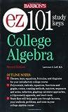 College Algebra, Lawrence S. Leff, 0764129147
