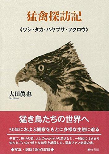 猛禽探訪記《ワシ・タカ・ハヤブサ・フクロウ》