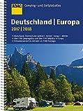 ADAC Camping- und Stellplatzatlas Deutschland/Europa 2017/2018 (ADAC Atlanten)