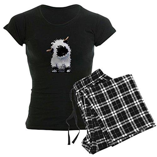 CafePress - Valais Blacknose Sheep - Womens Novelty Cotton Pajama Set, Comfortable PJ Sleepwear ()