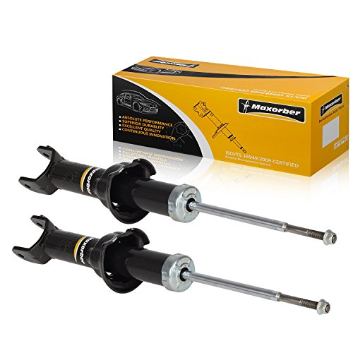 Maxorber 2x Shocks Struts Compatible with Honda CRX Civic,Acura Integra Rear Pair