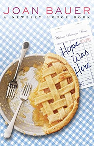 book cover of Hope Was Here