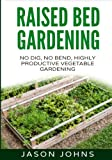Raised Bed Gardening - A Guide To Growing Vegetables In Raised Beds: No Dig, No Bend, Highly Productive Vegetable Gardens (Inspiring Gardening Ideas) (Volume 11)