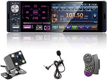 Single Din Auto Stereo Radio 12v 4 1 Auto Mp5 Player Elektronik