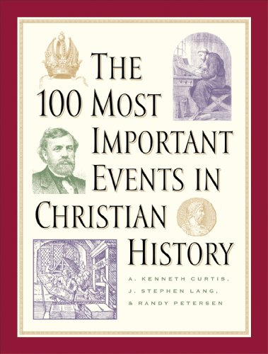 The 100 Most Important Events in Christian History (Most Important Historical Events In The World)