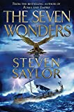 Front cover for the book The Seven Wonders by Steven Saylor