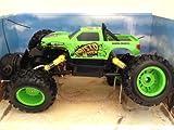Maisto Tech Rock Crawler Remote Control Monster Truck 4x4 R/C RTR