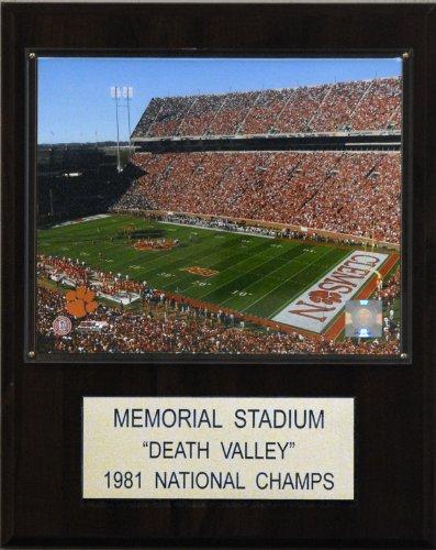 NCAA Football Memorial Stadium (Clemson) Stadium Plaque