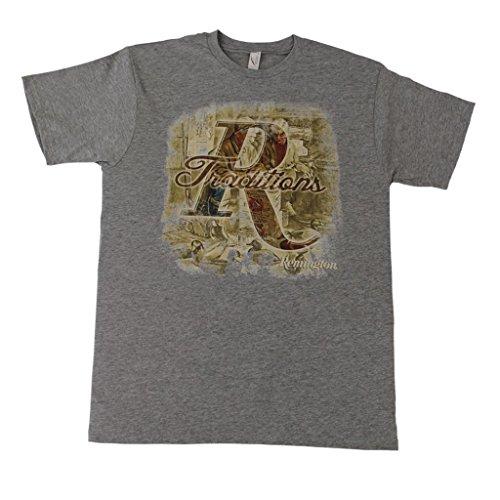 Remington Men's Traditions Logo Short Sleeve T-shirt