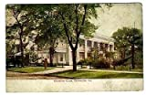 Country Club Evanston Illinois Postcard 1914 Hammon Divided Back