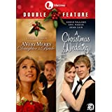 Lifetime Double Feature: A Very Merry Daughter of the Bride & A Christmas Wedding by A&E Entertainment by Michael Zinberg Leslie Hope