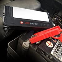 SureStart Portable Car Battery Jumper by LionEnergy