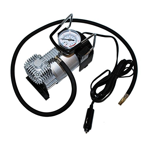 Amazon Com Aleko Bst1001 Dc 12v 150psi 150w Portable Air Compressor