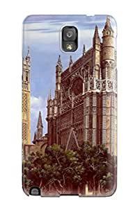 Top Quality Protection Painting Case Cover For Galaxy Note 3
