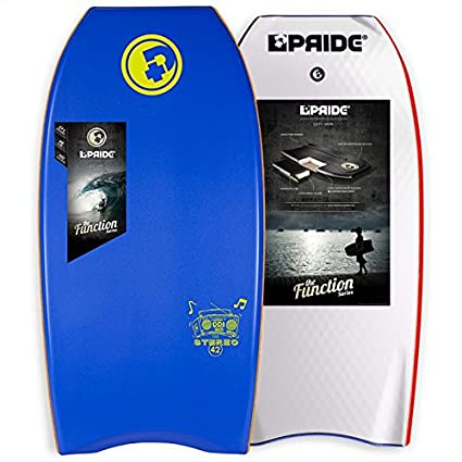 f23d072cbe Amazon.com   Pride Stereo PE Bodyboard   Sports   Outdoors