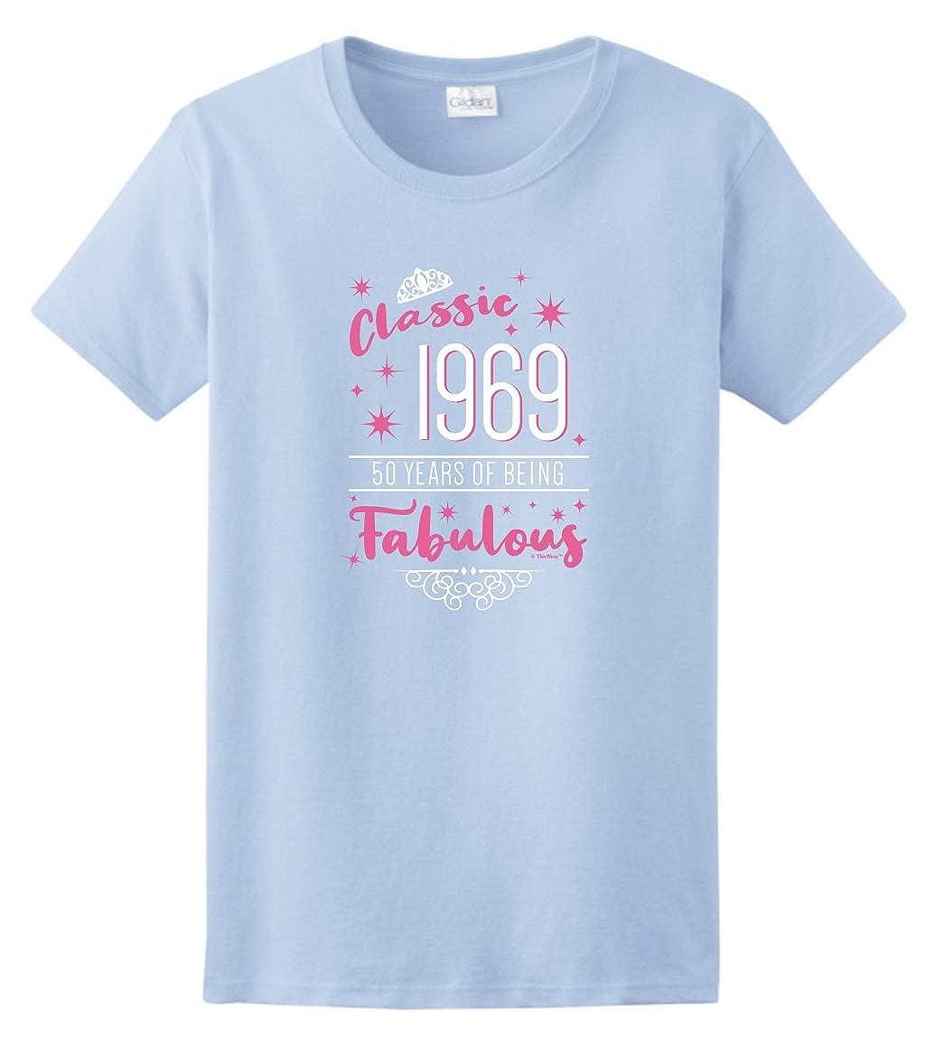 Amazon.com: 50th Birthday Gifts Classic 1969 50 años ...