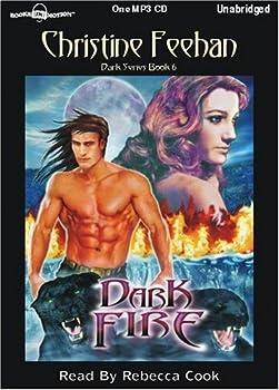 Dark Fire 0505524473 Book Cover