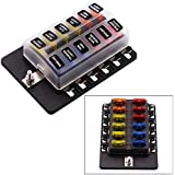 51iZ6FnOE5L._AC_US160_ amazon com fuse boxes fuses & accessories automotive automotive fuse box replacement at panicattacktreatment.co
