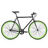 6KU Bicicleta para Carretera una Sola Velocidad, Engranaje Fijo