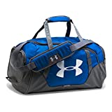 Under Armour Undeniable 3.0 Duffle, Royal (400)/Silver,