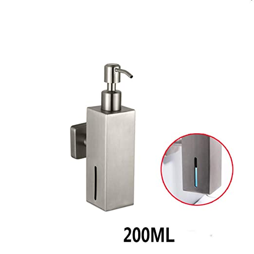 Cuutiik Shower Dispensers- 304 Acero Inoxidable Dispensador ...