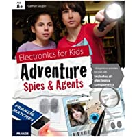 Electronics for Kids: Adventure Spies & Agents Kit & Manual