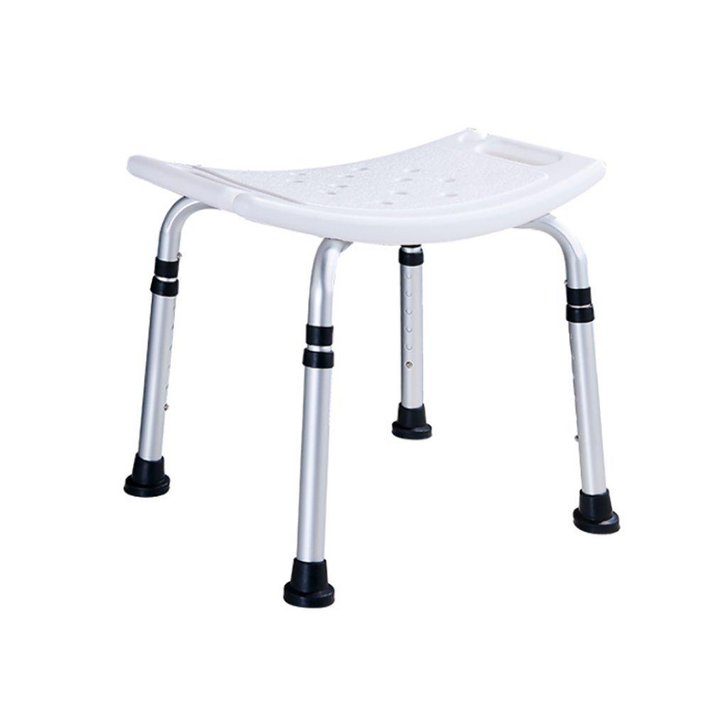 家庭用バスルームスツールシャワースツール、障害者高齢者妊婦バスチェア、荷物140kg   B07GSL43KK