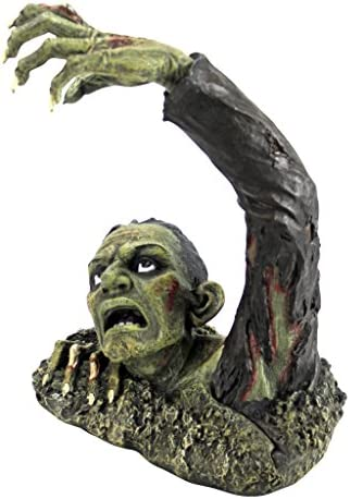 Design Toscano CL6367 Outbreak of The Undead Zombie Statue Halloween Prop
