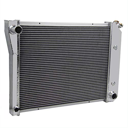 CoolingCare 3 Row Aluminium Radiator for Chevy/Pontiac/Oldsmobile/Buick Many GM Models 1969-1988