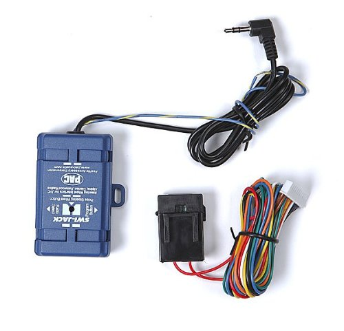 (AAMP of America SWI-JACK Steering Wheel Control Interface for JVC Alpine Clarion Kenwood Radios)