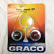 Graco Airless Paint Sprayer Pump Repair Kit 220395 Fits GH733, King 45:1