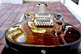 Paul Reed Smith Custom 22 Quilt 10 Top Pattern Black Gold Burst, USA Brand NEW!