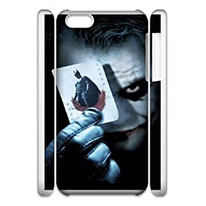 Batman Joker Poker For iphone 5c 3D Custom Cell Phone Case Cover 97II658235