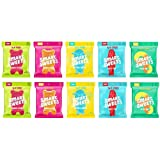 SMART SWEETS 10 Pack Variety 2019 New Flavors Including Peach Rings, 10 Count