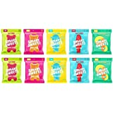 SMART SWEETS 5 FLAVORS VARIETY PACK 2019 NEW FLAVORS INCLUDING PEACH RINGS