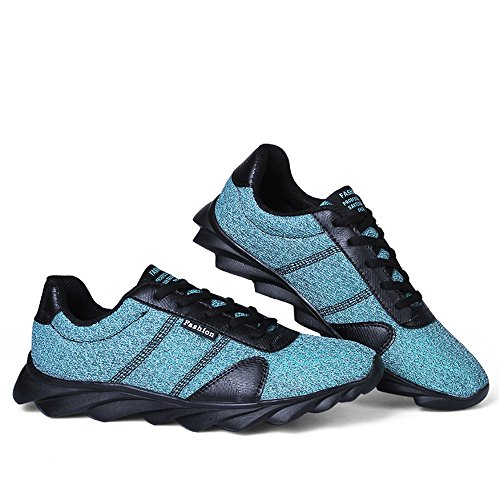 Road Style Casual Mens Breathable Another Summer Sneakers Running Green ZtqXwaS