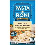 Pasta Roni Shells and White Cheddar, 6.2 oz