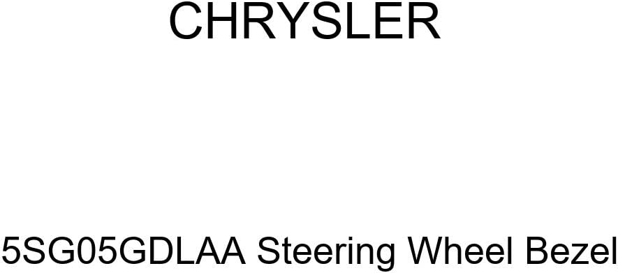 Genuine Chrysler 5SG05GDLAA Steering Wheel Bezel