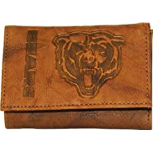 NFL Chicago Bears Leather Wallet