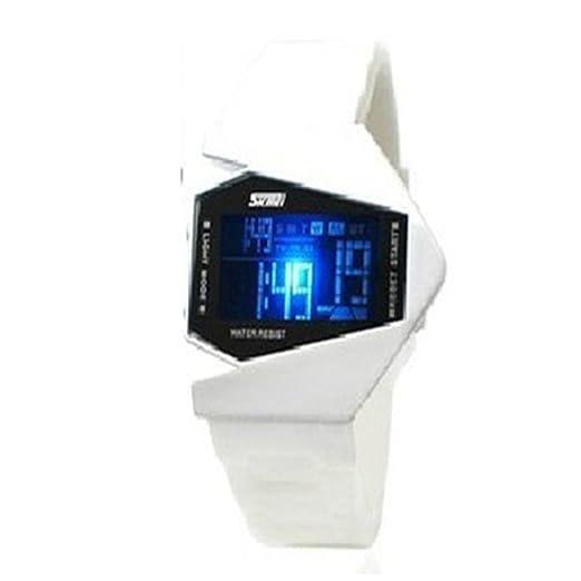 Reloj digital LED para niños impermeable clásico moda estudiantes relojes al por mayor Sk-006-0817: Amazon.es: Relojes
