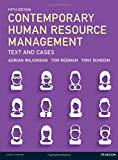 img - for Contemporary Human Resource Management: Text and Cases book / textbook / text book