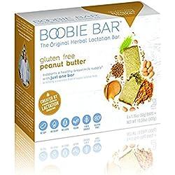 Boobie Bar, The Original Lactation Bar, 6 Count
