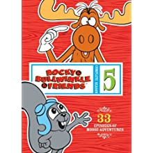 Rocky & Bullwinkle & Friends: Complete 5th Season (2011)