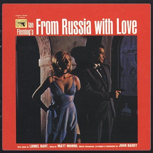 Price comparison product image From Russia with Love (Original Motion Picture Soundtrack)
