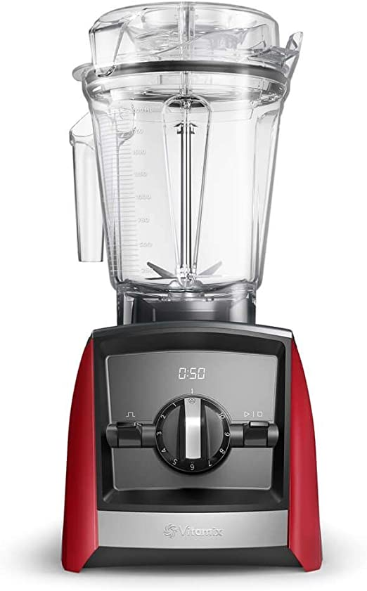 Vitamix Ascent 2300i Batidora Vaso 1400 W, 2 litros, Libre bpa ...