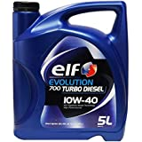 Aceite de Motor El Evolution 700 Turbo Diesel 10W40 ...